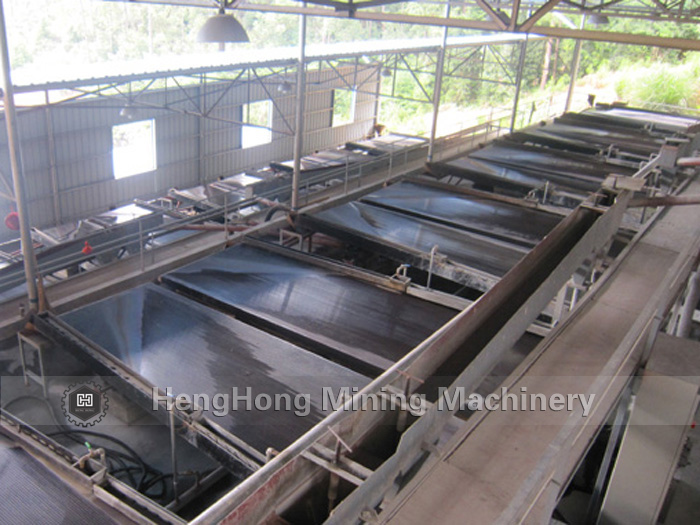 6s Manganese/ Iron /Gold / Mineral Ore Shaking Table