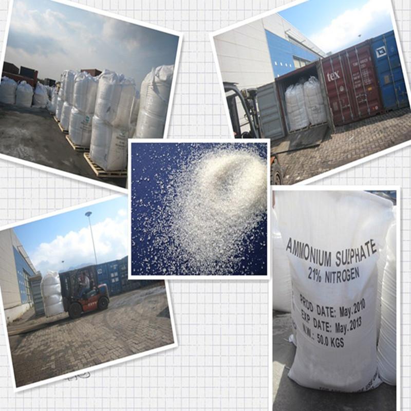Ammonium Sulphate Crystal 20.5% -21% Min