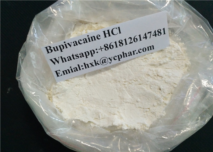 Bupivacaine Painkiller Powder CAS 2180-92-9 Local Anaesthetic Agents Marcaine Injection
