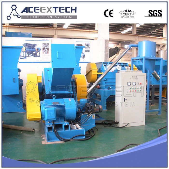 Plastic PVC Pipe Recycling Crushing Grinder