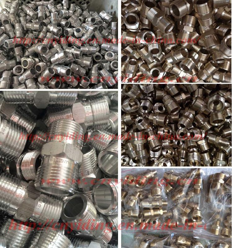 Nipple for Screw Quick Coupling, M22X1, 5m-M