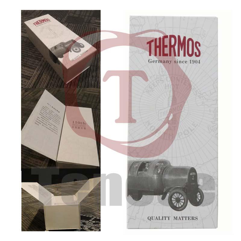 Custom Logo Superior Gift Packaging Box