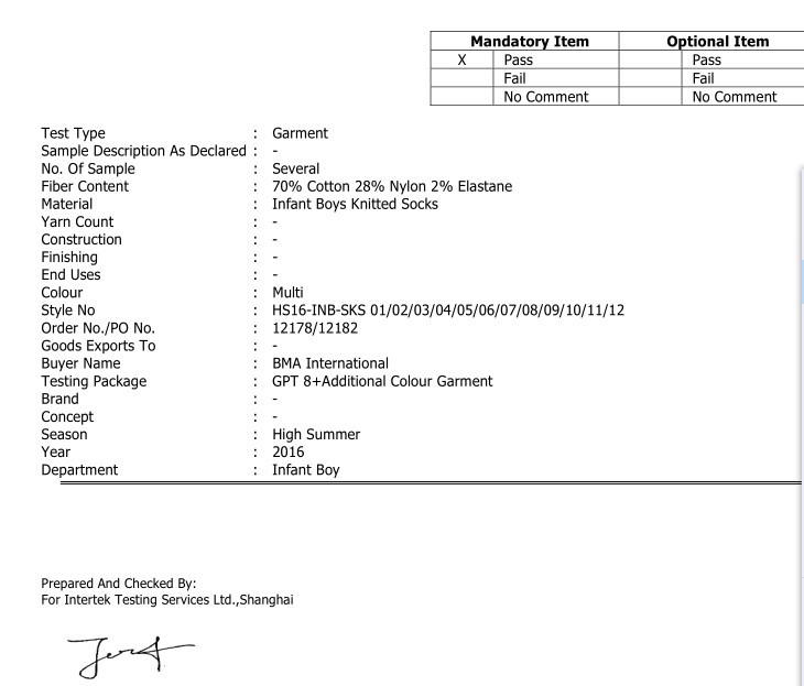 Full Inspected Good Quality Baby Cotton Socks Made From Nylon Covered Yarn