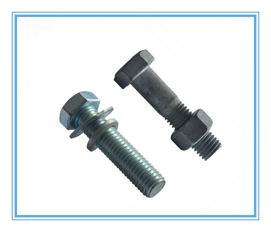DIN961 Fine Pitch Thread Hex Head Bolt