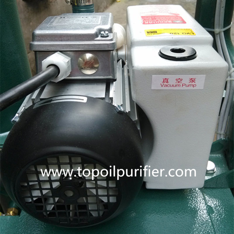 Top High Efficient Vacuum Waste Transformer Oil Refinery Filter Machine (ZY)