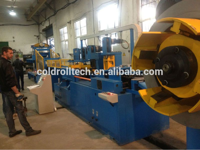 Silicon Steel Slitting Line for Transformer Lamination Stacking