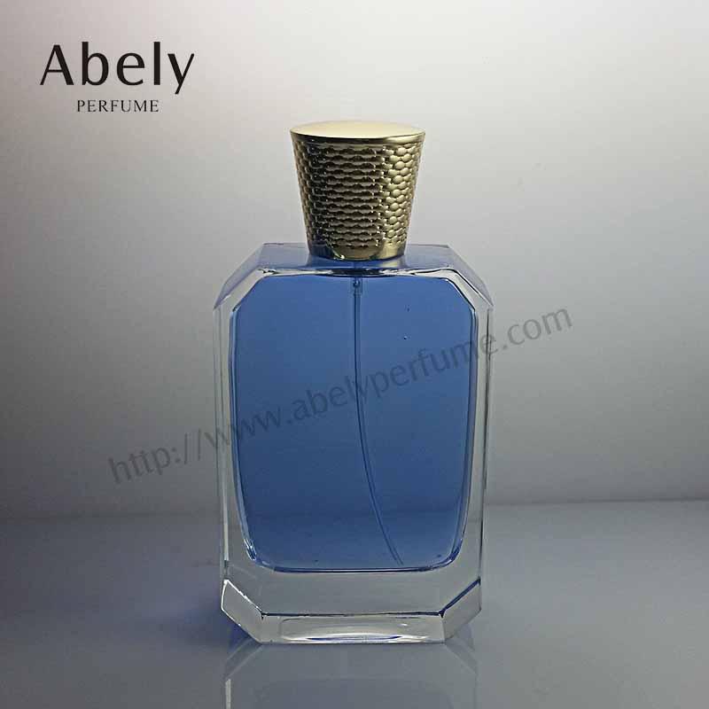ODM/OEM Bespoke Glass Perfume Bottle with Custom Cap