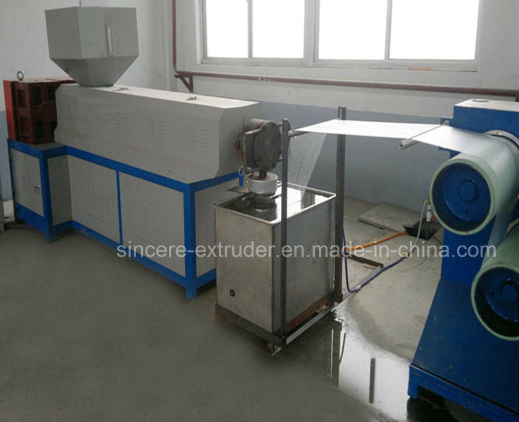 PP/PE/Pet/PA Twisted Twine/Rope/Net Extrusion Production Machine