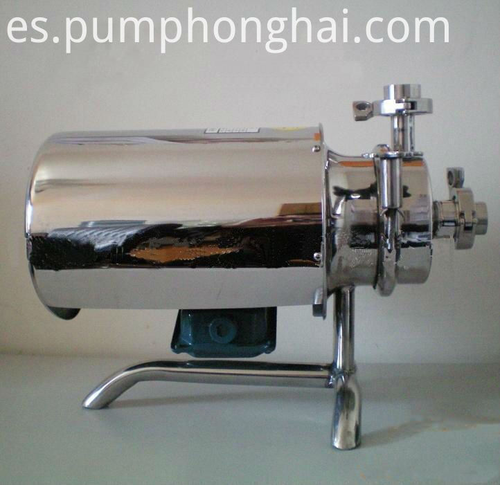 Stainless Steel Food Grade Pump
