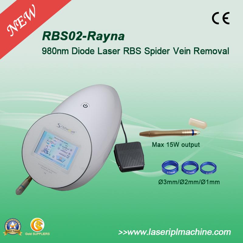 Rbs02 980nm Diode Laser Spider Vein Removal Machine