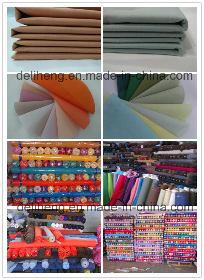 96X72/110X76/133X72 T/C Plain Dyed T/C Poplin Shirting Fabric
