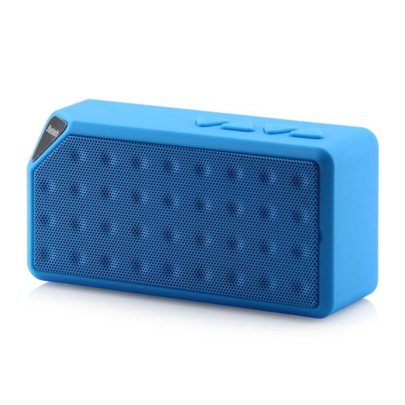Mini Portable Bluetooth Speaker with Dischargeable Battery