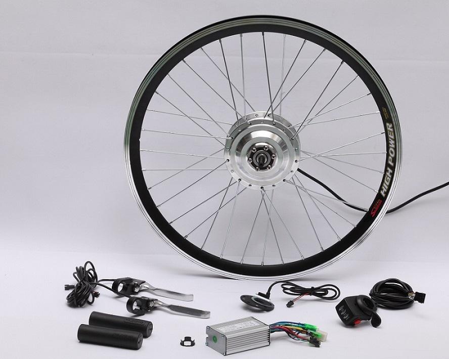 250w geared hub motor kit