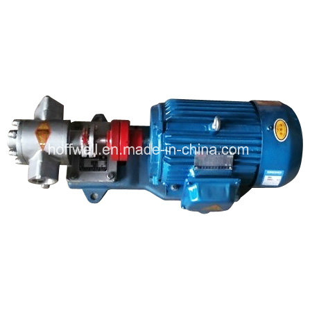 CE Approved KCB83.3 Stainless Steel Gear Oil Pump