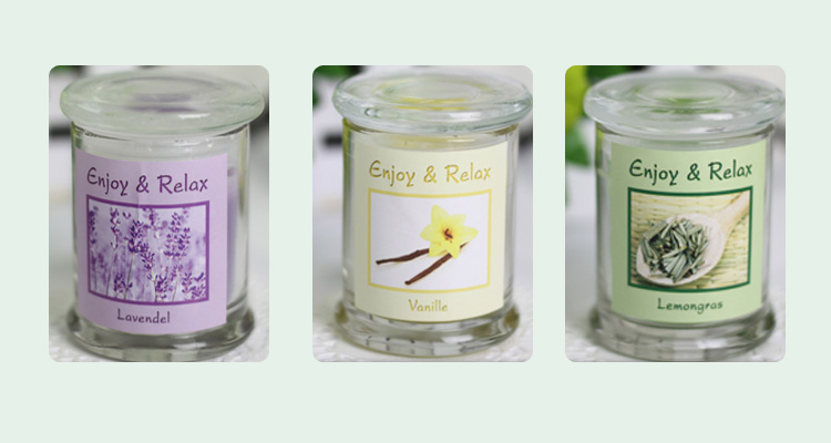 Branded Scented Candles