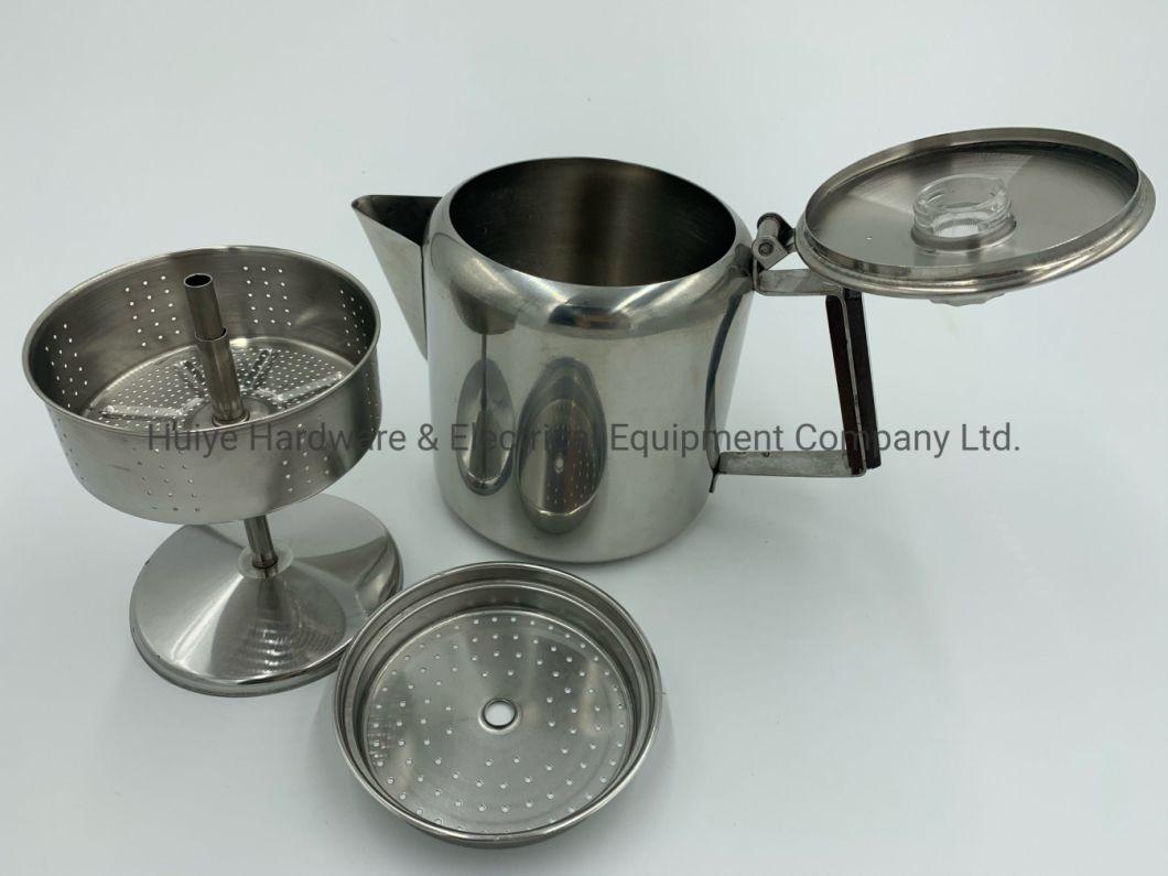 High Quanlity Coffee Percolator/ Coffee Pot/ Kettle