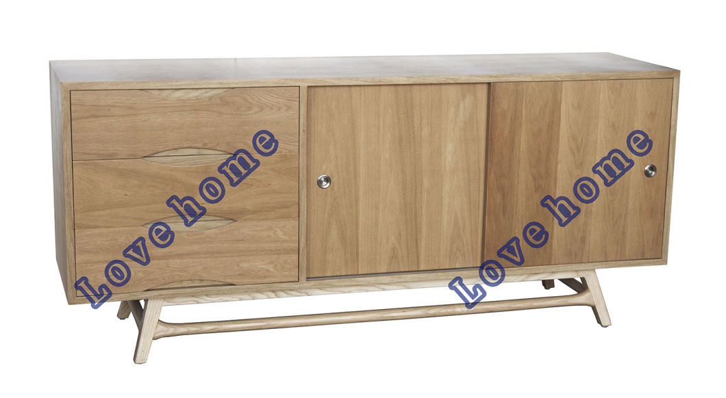 Classic Living Furniture Delling Sideboard TV Bench Cabinet Stand