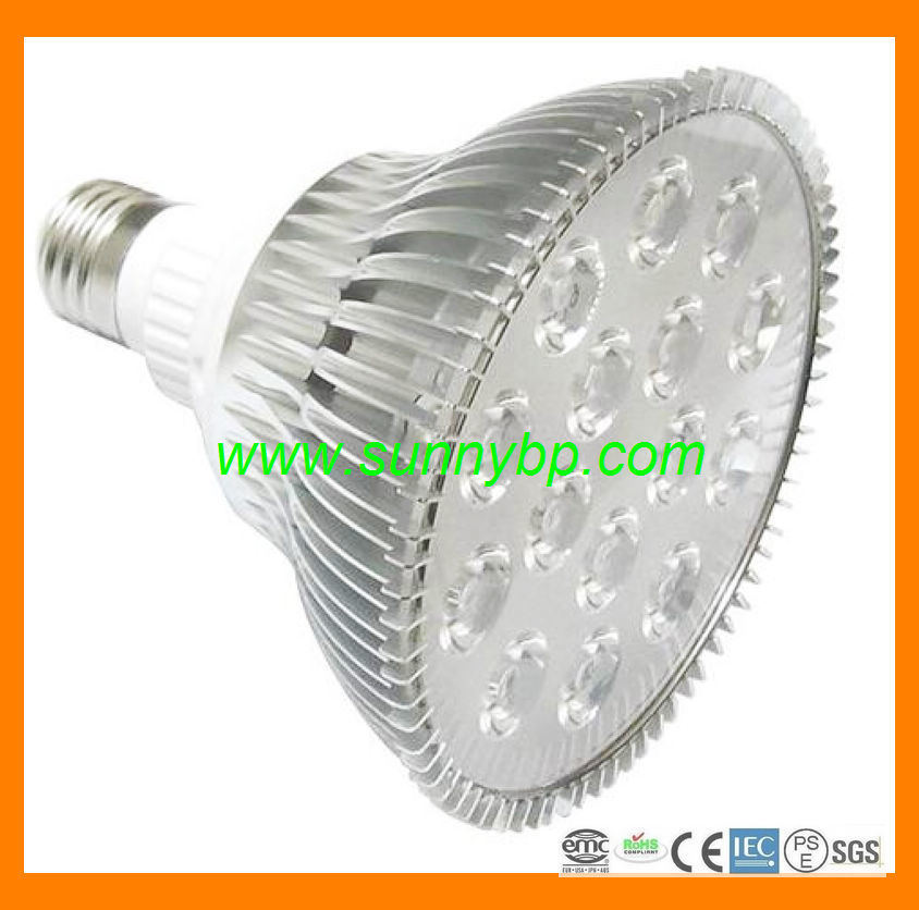 Low Power Consumption Dimmable GU10 LED Spotlight