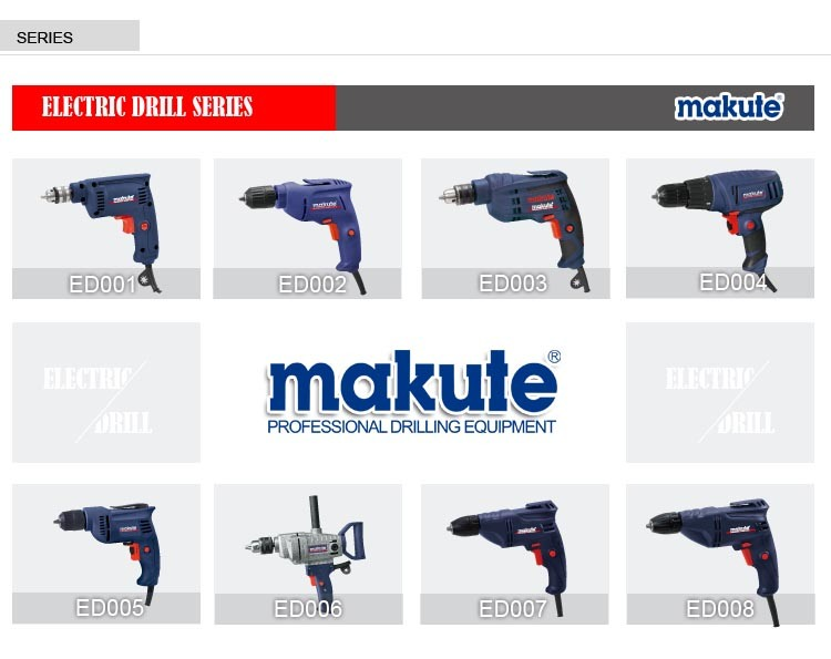 Makute Drilling Tools 10mm Chuck Power Drill