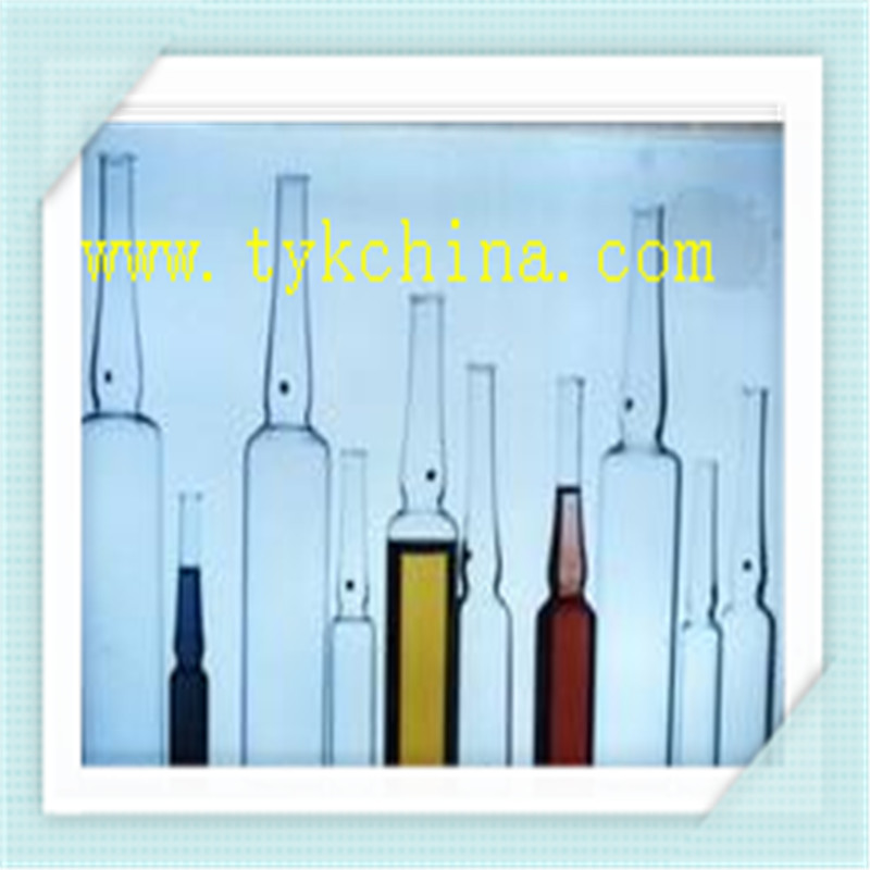 Medical Glass Ampoule by Low Borosilicate Glass Tube