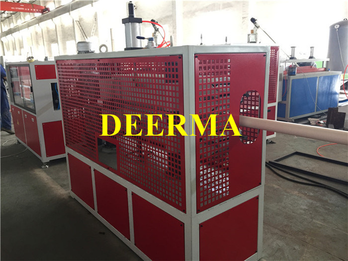 PVC Pipe Making Machine Supplier
