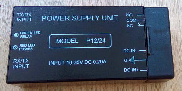 Power Supply Control Unit (P12/24)