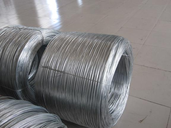 High Carbon ACSR Core Wire/Zinc Coating Steel Wire