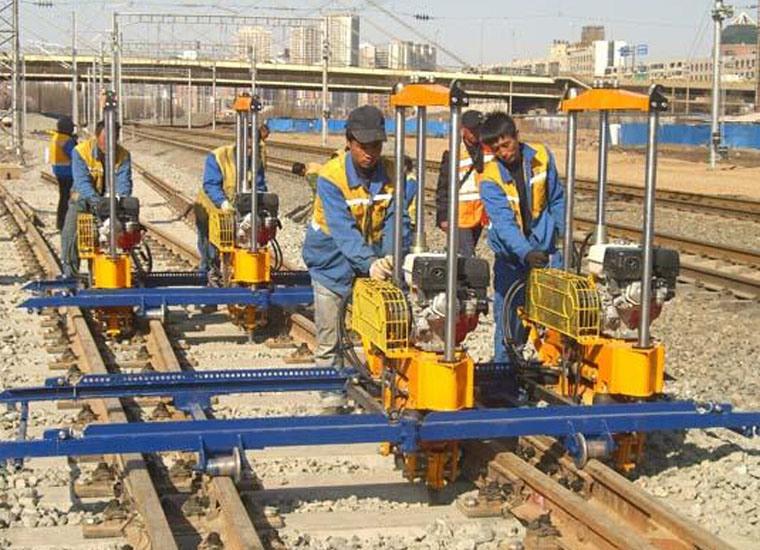 Hydraulic Railway Tamping Machine, Railrode Tamper