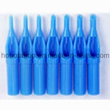 Bluetattoo Supplies Disposable Tattoo Short Tips E. O. Gas Pre-Sterilized with Ce Hb703-1