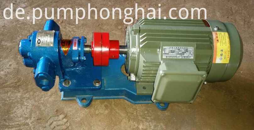 Waste Oil Transfer Gear Pumps