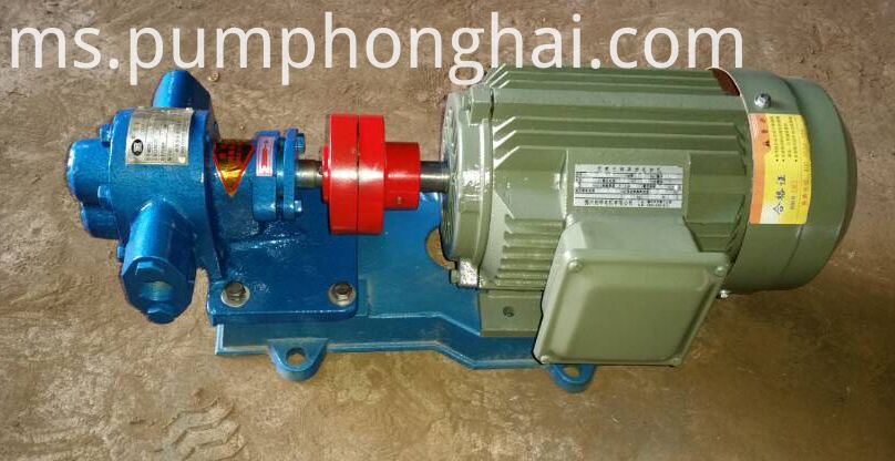 Waste Oil Transfer Pump