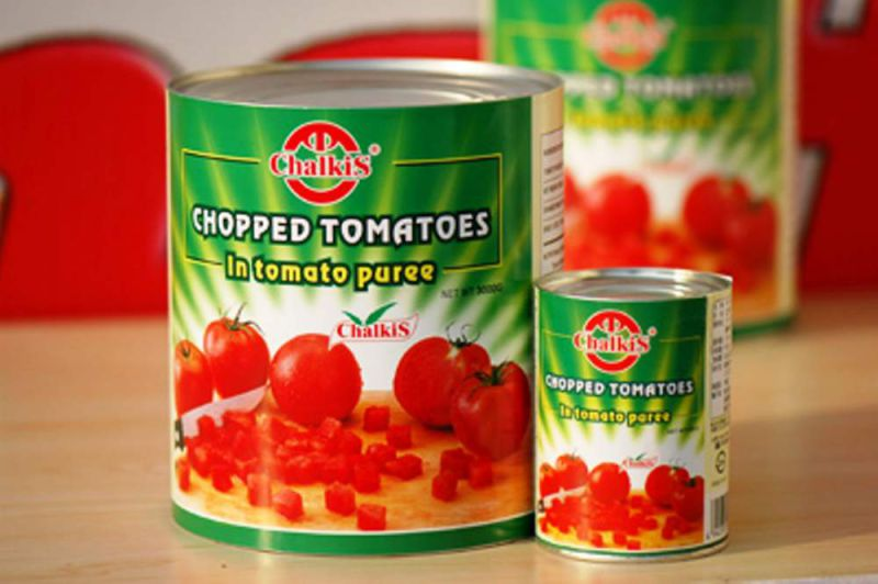 Full Automatic Stainless Steel Canned Tomato Machine