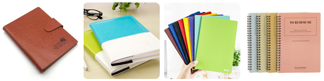 Journal Notebook / Grid Paper Notebook / Leather Cover Notebook