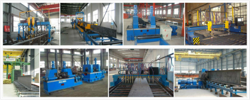 Economical Prefabricated Galvanized Steel Structure Workshop
