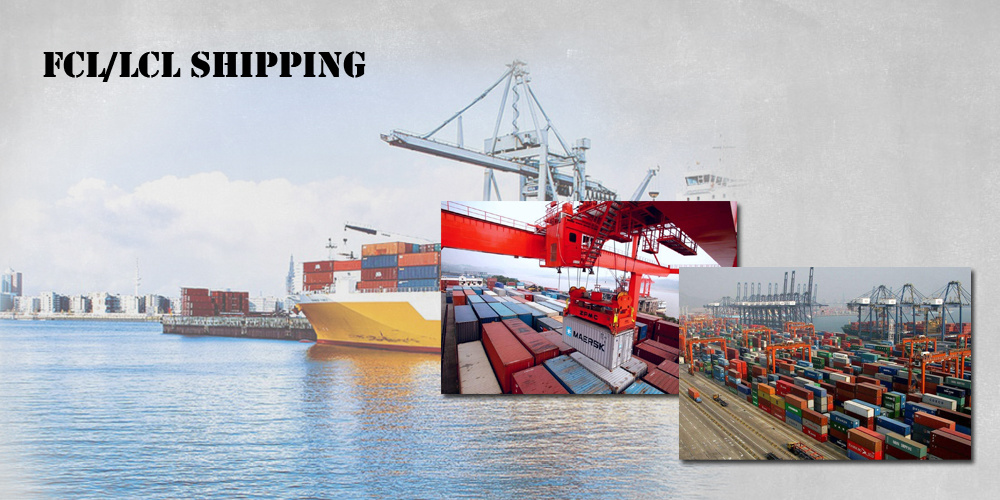 Shipping Logistics Agent Sea Freight From Guangdong to Denmark