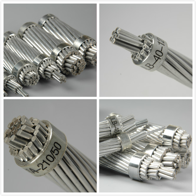 High Tensile Strength Acs Aluminum Clad Steel Strand Wire for Self Damping Conductor Line