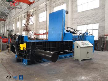 Y81f-130 Máquina empacadora de chatarra de cobre y aluminio Hot-Sale