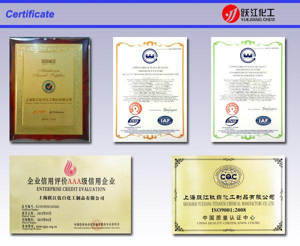 Titanium Dioxide Anatase Cosmetic Medicine TiO2 (A101)