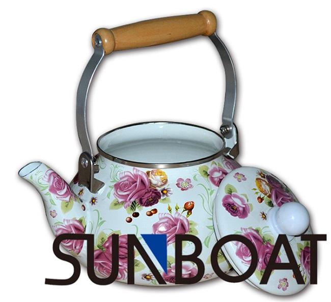 Enamel Daily Use Water Pot Teapot