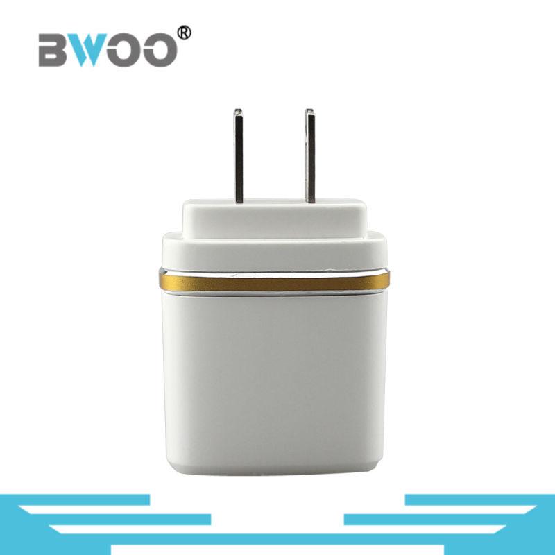 Mini Us Plug Single USB Travel Charger