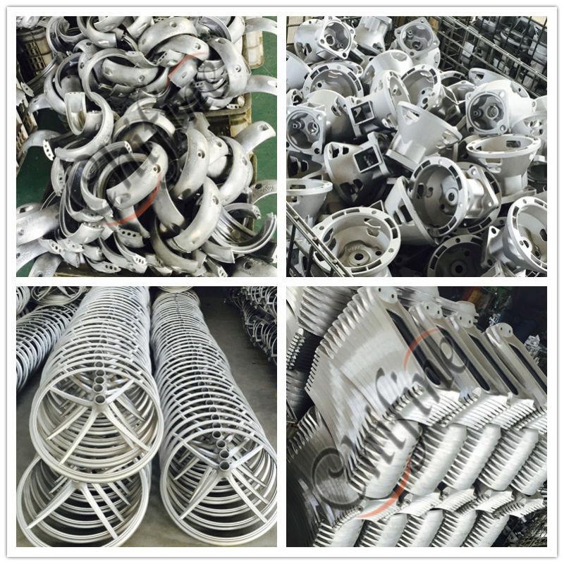 Aluminum Die Casting Heat Exchanger Casting