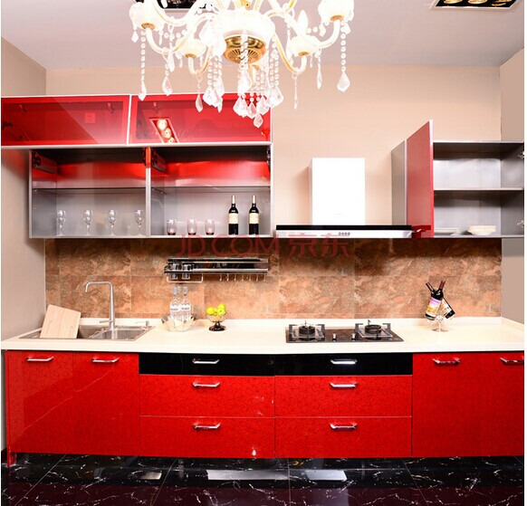 Acrylic Kitchen Cupboard (customized)