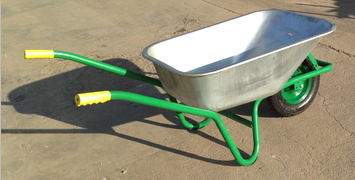 Heavy Duty Wheel Barrow with Diffirent Color Frame