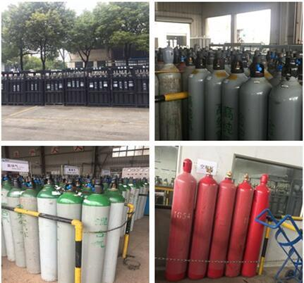 Is7285 Gas Cylinder India Standard