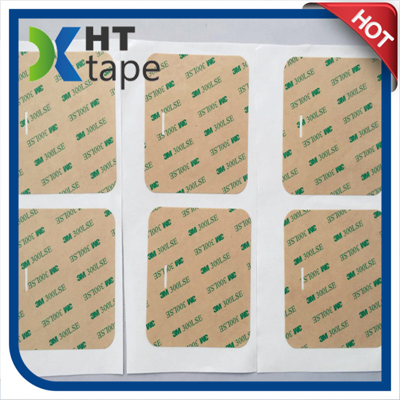 3m 300lse Pet Double Sided Tape Adhesive