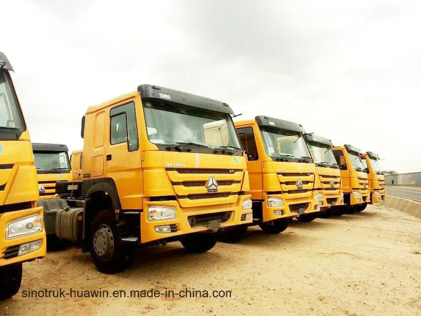 Sinotruk HOWO 6X4 Heavy Duty Tractor Truck