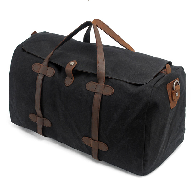 2032 Multi-Functional Wax Canvas Handbags/Shoulder Bag / Messenger Bag with Factory Price