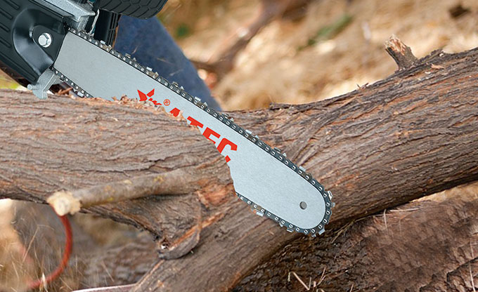 Best Small Power Tool Electric Chainsaw on Sale (AT8466)