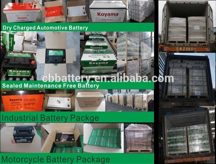 New Arrival Custom Made 12V 150ah Solar Gel Battery