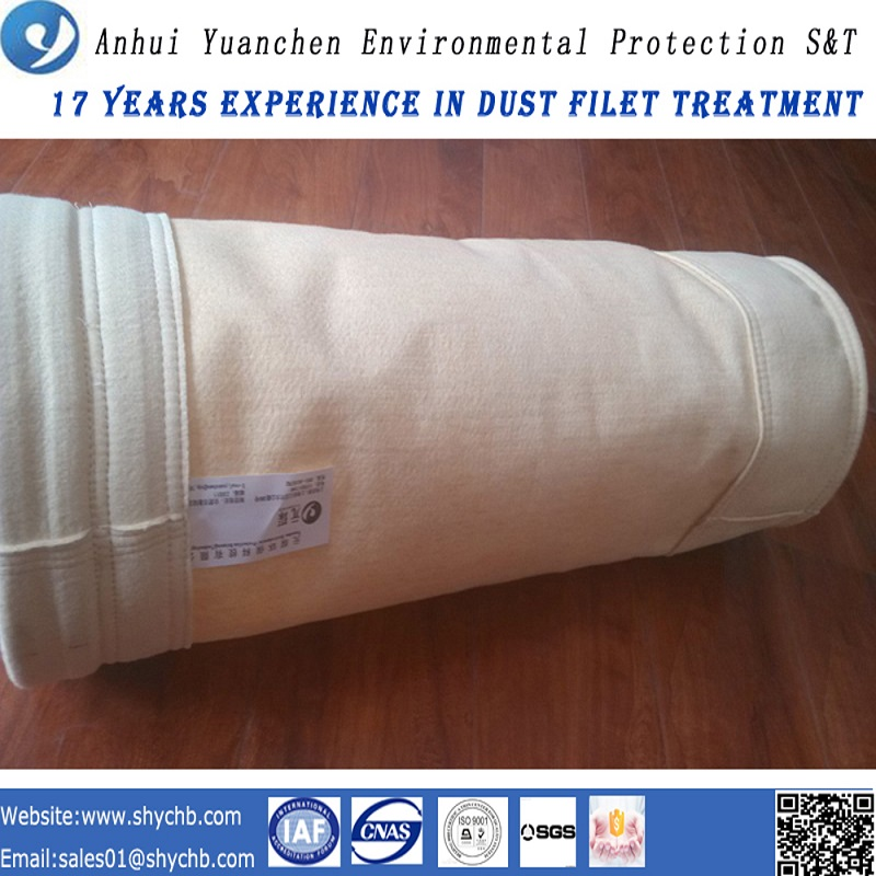 Nomex Dust Filter Bag for Coal-Fired Power Plant with Free Sample